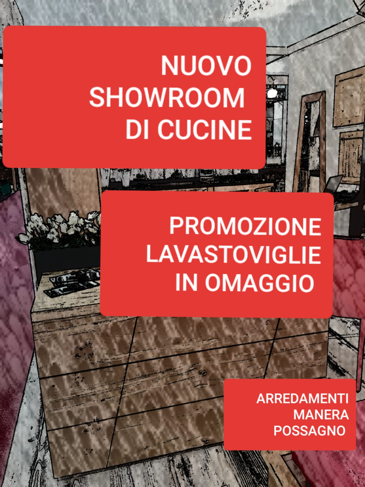 Nuovo showroom